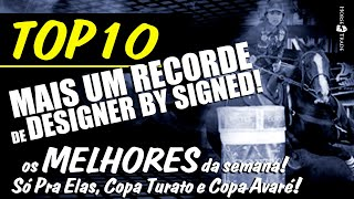 DESIGNER BY SIGNED É RECORDISTA DOS 3 TAMBORES!!!