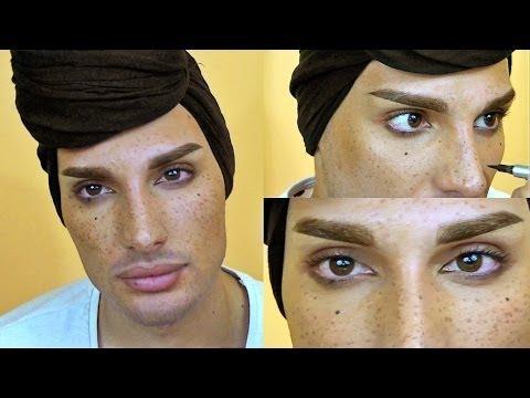 Mask na may lebadura facial bleaches