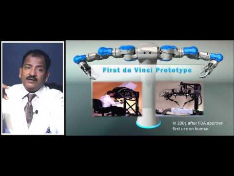 Chirurgia  robotowa część 1
