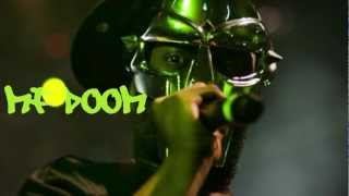 De La Soul Featuring MF Doom   (co Kane Flow)  HD