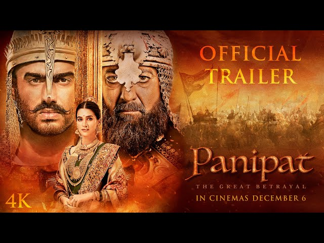 WATCH Panipat trailer | Sanjay Dutt, Arjun Kapoor-starrer looks like insipid mix of 'Bajirao Mastani' and 'Padmaavat'