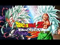 DBZB3 SSJ5 Vegeta VS SSJ5 Goku Duels