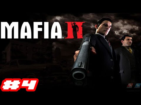 Mafia 2 PlayStation 3 Gameplay - Chapter 4