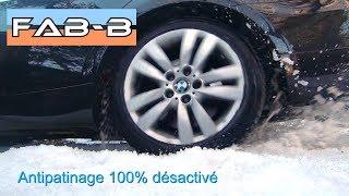 Test pneus neige Dunlop Winter Sport 5 en 225/45 R17