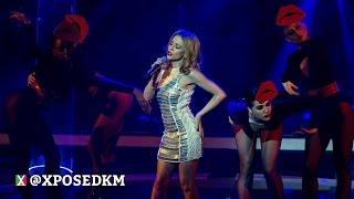 Kylie - Into The Blue (Live ECHO Awards 2014) - Subtitulado
