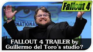 FALLOUT 4 TRAILER by Guillermo del Toro's Studio?