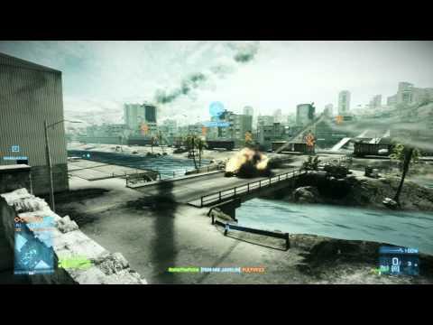 Battlefield 3: Strike At Karkand gameplay video