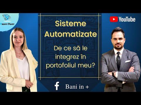 Sisteme Automatizate de tranzacționare! Ce sunt și cum să le folosesc? Educație Financiară 2021