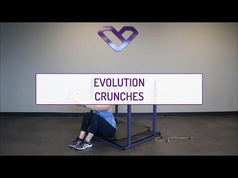 Evolution Crunches