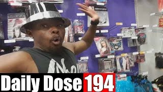 #DailyDose Ep.194 - PIMP HATS AND MICKEY GLOVES! | #G1GB
