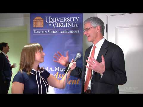 UVIC 2017: Michael Mauboussin on the Paradox of Skill