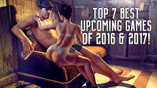 TOP 7 BEST UPCOMING GAMES OF LATE 2016 ON PS4, XBOX ONE & PC!