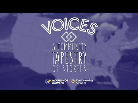 Voices: A Community Tapestry of Stories