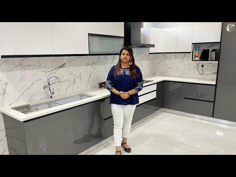 Modular Kitchen Trends 2021 / New Looks & Stylish Cabinet , Worktop & More / kitchen INTERIOR DESIGN
