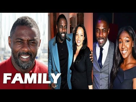 Idris Elba Family Pictures  Father, Mother, Ex Spouses, Spouse, Son, Daughter !!!