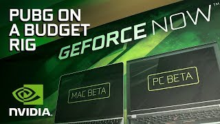 GeForce NOW Allows High-End Games on Budget Rigs! - CES 2018