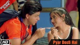 Pyar Dosti Hai - Romantic Scene - Kuch Kuch Hota Hai