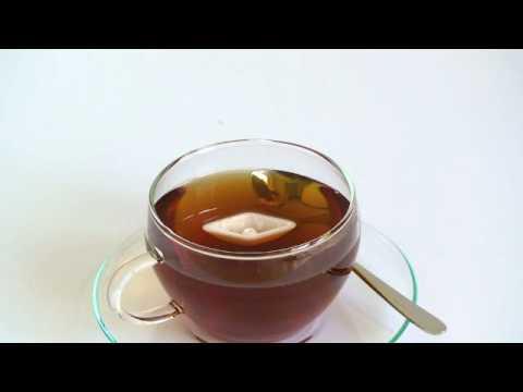 FRAGIES - Das süße Zuckerschiffchen. Schwimmschule für Tee.