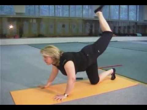 Какие нужно делать упражнение для спины если сколиоз