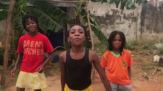 Cross Legwork Tutorial - #BadRiddimChallenge By Dream Catchers Academy