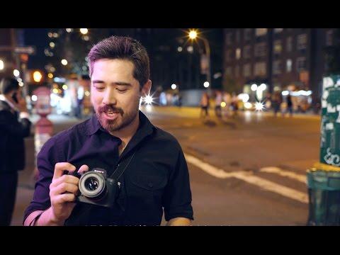Sony A7S II Hands-On Field Test (In New York!)