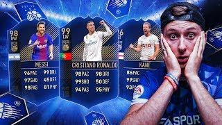 TOTY W PACZKACH! CZAS NA OTWIERANIE! - FIFA 18