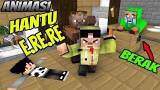 Erpan Kesurupan Hantu Erere ( Animasi Minecraft Indonesia )