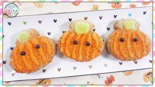 PUMPKIN ANGEL FOOD CAKE 🎃 HALLOWEEN RECIPE DESSERT IDEAS