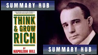Think and Grow Rich by Napoleon Hill ( Book Summary Video )