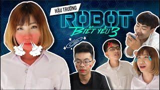 [BTS] DI DI TỰ CẤU TAY CHẢY MÁU ĐỂ HOÀN THÀNH VAI DIỄN ROBOT TRONG ROBOT BIẾT YÊU