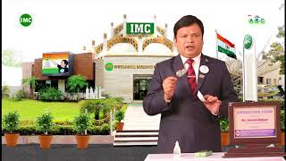 IMC SHREE TULSI DEMO BY DR ANAND BAJPAI- PRESIDENT STAR