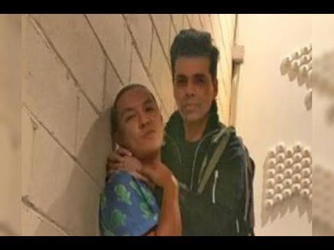 Karan Johar gets BEST birthday wish from Prabal Gurung; You can't miss KJo's REACTION to the PIC