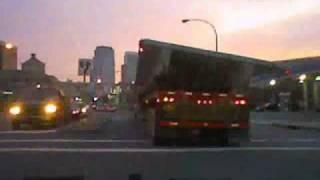 preview picture of video 'pilotcar.tv™ - Time-Lapse Concrete Double Ts White Plains NY'