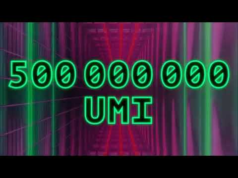 #UMI. Стейкинг UMI – шанс заработать.