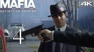 Mafia Definitive Edition  Walkthrough Gameplay With Mods pt4  Get Used To It 4K 60FPS Classic