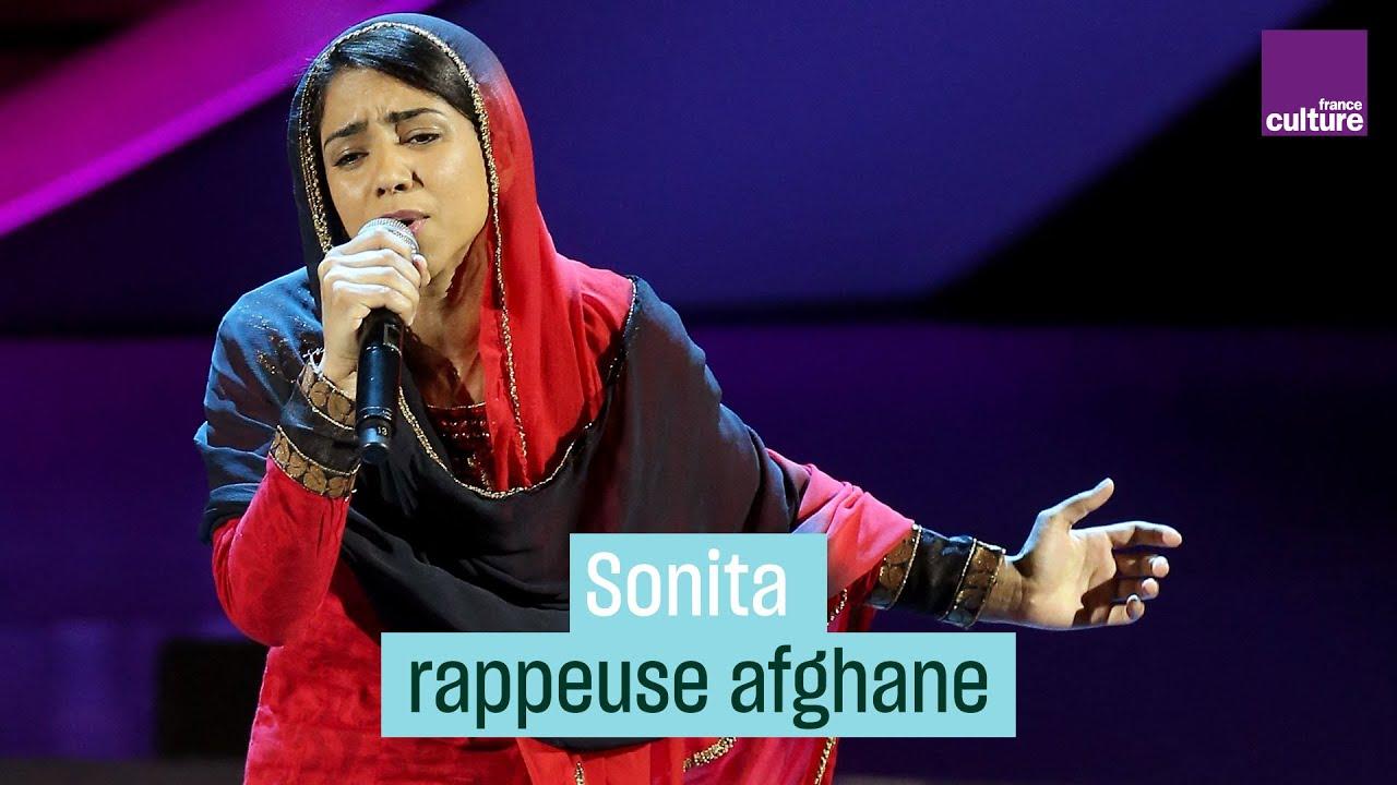 Sonita Alizadeh, la chanteuse afghane qui rappe contre les mariages d'enfants