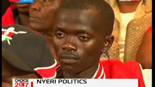 President Uhuru Kenyatta leads Madaraka Day celebrations in Nyeri: Choice 2017 pt 1