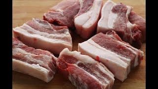 五花肉這樣做太好吃了,肥而不膩,軟而不爛,煮壹煮蒸壹蒸就搞定【美食達人計劃】