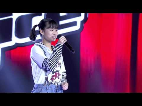 The Voice Kids Thailand - มะปราง ปิยธิดา - คุคะคิ - 1 Mar   2014