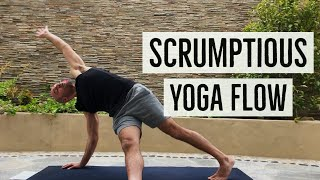 20 Minute Dynamic Flexibility Yoga Session with Antranik (Free Yoga Class)