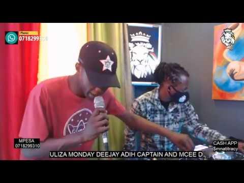 fuliza adi captain bid baad alonside mcee d majail fulu fulu on 4th may 2020