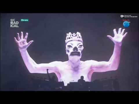 Mad As Hell (EBW12) - The Chemical Brothers LIVE @Rock In Rio 2018 LISBON - New Track