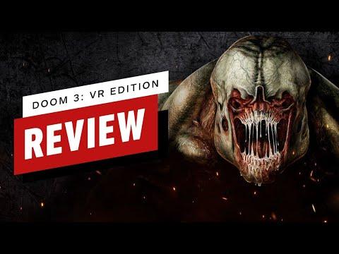 《毀滅戰士3》VR版實測遊玩