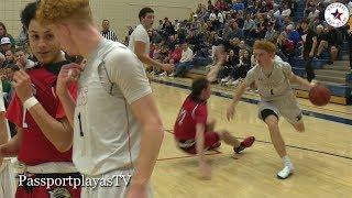 Nico Mannion TAKES OVER!!! Tyrese Rogers CHALLENGES Pinnacle w/ his 34 PTS