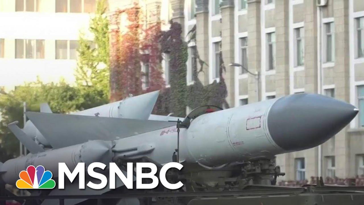 Nuclear Test Suspected In North Korea Quake   Rachel Maddow   MSNBC thumbnail