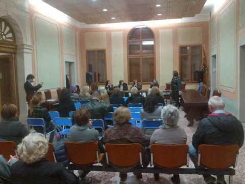 Attivatori femminili in Poltava