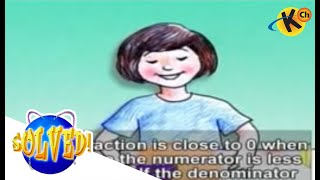 Grade 3 Math | Estimating Fractions Close to 0, ½ TO 1 | Solved