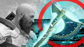Why Kratos' Axe Feels SO Powerful | Game Mechanics Explained