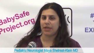 Dr. Maya Shetreat-Klein on Wireless and Pregnancy