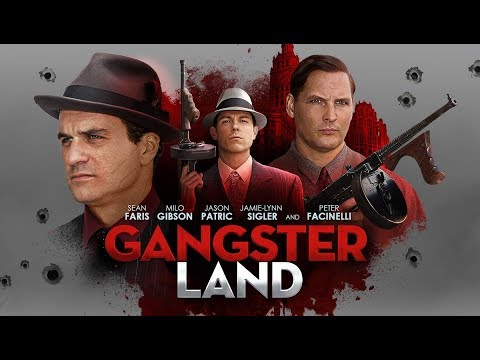 Gangster Land (TV Spot)